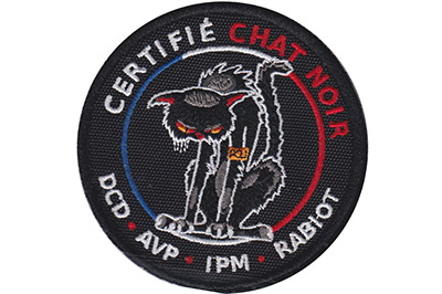 Cordura custom patches