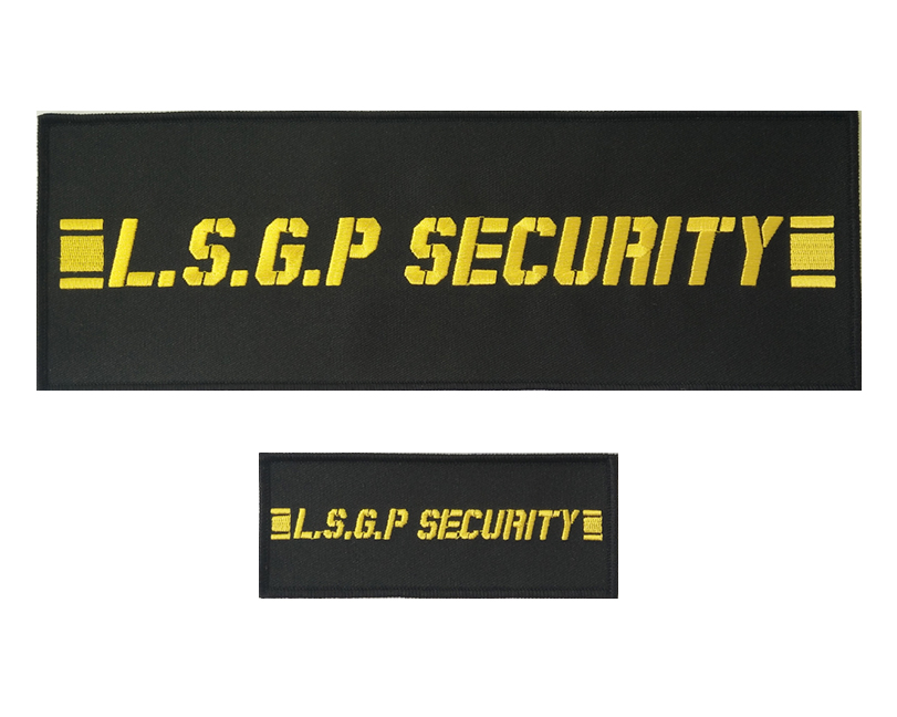 Custom security bands